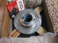 دیسک ترمز سوراخدار برمبو برایMVM110 و ماتیز در شیپور-عکس کوچک