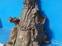 مجسمه برنجی امپراطور در شیپور-عکس کوچک