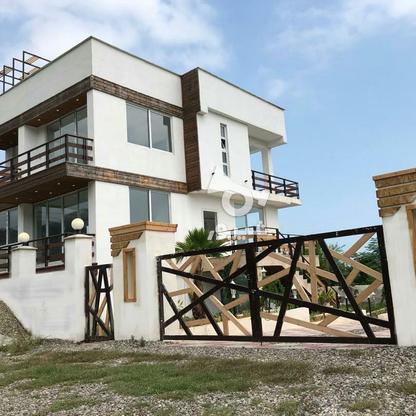 480 متر ویلا نوساز استخردار تنکابن در گروه خرید و فروش املاک در مازندران در شیپور-عکس1
