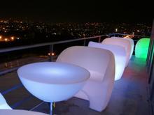 مبل تک نفره مدرن نوری پلی اتیلن منزل اداری کافه رستوران مطب در شیپور
