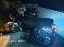 موتور 70 cc پرشتاب در حد نو در شیپور-عکس کوچک