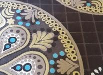 فرش خوش نقش و نگار در شیپور-عکس کوچک