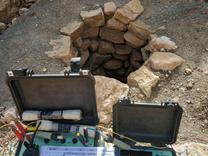 تعیین محل حفاری چاه آب(ژئوفیزیک)(آب یابی)اکتشاف آب زیرزمینی در شیپور
