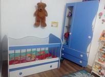 تخت و کمد اتاق بچه در شیپور-عکس کوچک