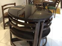 میز نهارخوری 4 نفره ی کمجا در شیپور-عکس کوچک