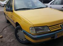 تاکسی بین شهری مدل 86 در شیپور-عکس کوچک