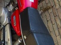موتور 125 درحد در شیپور-عکس کوچک