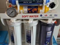 دستگاه تصفیه آب سافت واتر 6 فیلتره گیاهی نانو در شیپور