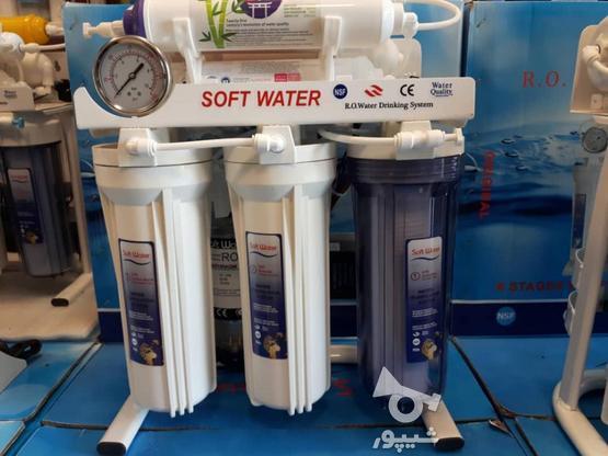 20% تخفیف ویژه دستگاه تصفیه آب سافت واتر 6 فیلتره گیاهی نانو در گروه خرید و فروش لوازم خانگی در تهران در شیپور-عکس3