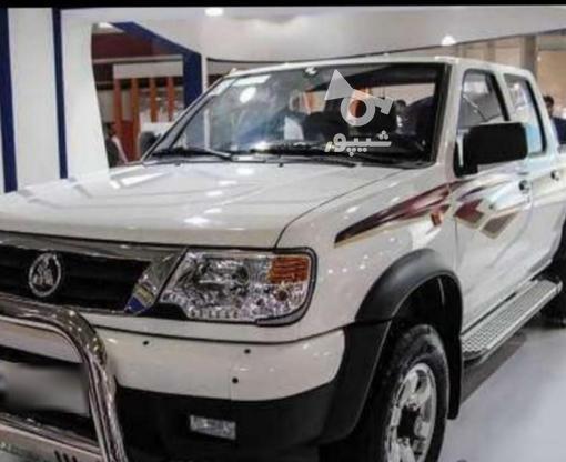 نیسان پیکاپ 1399 سفید در گروه خرید و فروش وسایل نقلیه در تهران در شیپور-عکس1
