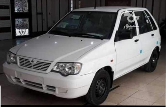 پراید 111سفید مدل99 در گروه خرید و فروش وسایل نقلیه در تهران در شیپور-عکس1