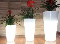 یخدان یا گلدان نوری ریموت دار (سه عدد)  در شیپور-عکس کوچک