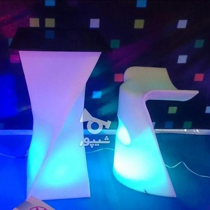 صندلی سوارز نوری بلکلایت بلند پلاستیکی بار و اپن ایستاده   در گروه خرید و فروش صنعتی، اداری و تجاری در تهران در شیپور-عکس3