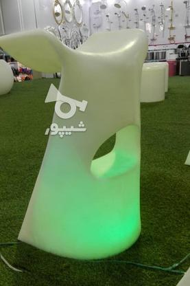 صندلی سوارز نوری بلکلایت بلند پلاستیکی بار و اپن ایستاده   در گروه خرید و فروش صنعتی، اداری و تجاری در تهران در شیپور-عکس1