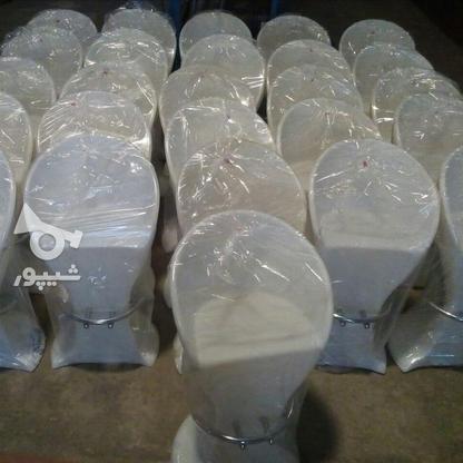 صندلی بلند پایه استیل نوری بلکلایت مناسب اپن و میز سوارز در گروه خرید و فروش لوازم خانگی در تهران در شیپور-عکس4