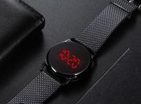 ساعت LED صفحه لمسی طرح Swarovski در شیپور-عکس کوچک