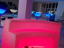 میز بار سوارز کانتر عرض 160 بلک لایت نورانی ال ای دی بلکلایت در شیپور