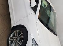 هیوندای النترا مدل 2018 سفید در شیپور-عکس کوچک