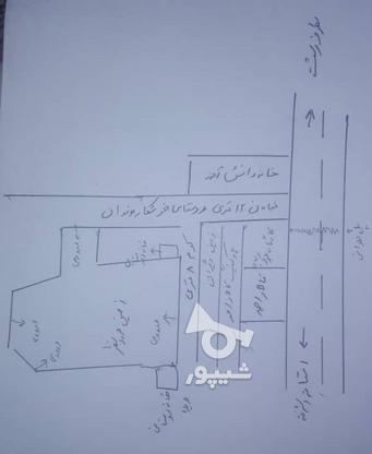 4000 متر زمین مسکونی در خوشکاوندان آستانه اشرفیه  در گروه خرید و فروش املاک در گیلان در شیپور-عکس1