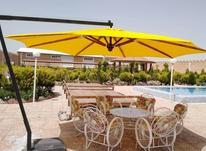 سایه بان چتری پایه کنار قطر 3 متر در شیپور-عکس کوچک