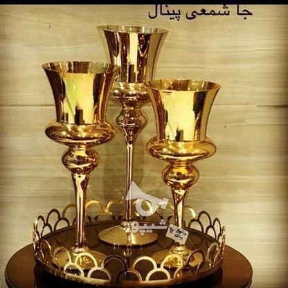 شمعدان لاله ای در گروه خرید و فروش لوازم خانگی در تهران در شیپور-عکس1