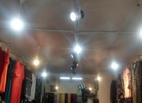 6عدد لامپ ریلی نو همراه ریل در شیپور-عکس کوچک