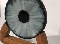 رومیزی چشم رنگی در شیپور-عکس کوچک