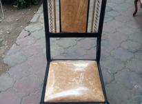 6عدد صندلی فلزی شیک و محکم در شیپور-عکس کوچک