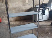 قفسه استیل قنادی در شیپور-عکس کوچک