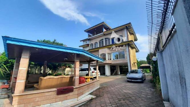 فروش ویلا 450 متر ساحلی در زیباکنار در گروه خرید و فروش املاک در گیلان در شیپور-عکس1