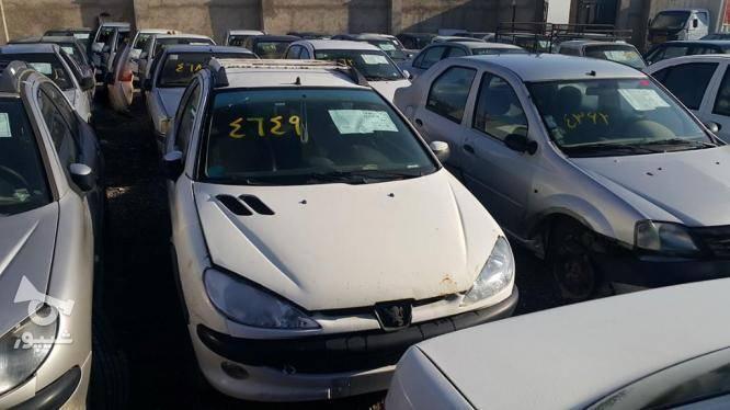 فروش دولتی پژو 206 در گروه خرید و فروش وسایل نقلیه در تهران در شیپور-عکس1