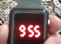 ساعت مچی طرح اپل  در شیپور-عکس کوچک