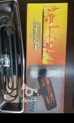 بخاری حمام المنت میله ایی در گروه خرید و فروش لوازم خانگی در تهران در شیپور-عکس2