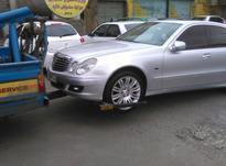 جرثقیل یدک کش خودروبر امدادخودرو حمل خودرو مکانیک سیار غرب  در شیپور-عکس کوچک
