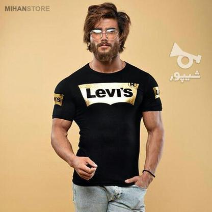 تی شرت مردانه طرح LEVIS در گروه خرید و فروش لوازم شخصی در هرمزگان در شیپور-عکس1
