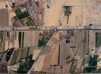 زمین بر خیابان هشتگرد بالای میدان امام حسن 2000 متر در شیپور-عکس کوچک