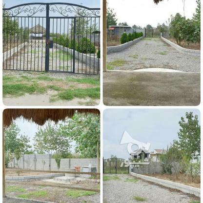 فروش زمین مسکونی 900 متر در چاف و چمخاله در گروه خرید و فروش املاک در گیلان در شیپور-عکس1