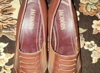 کفش زنانه جنس چرم  در شیپور-عکس کوچک