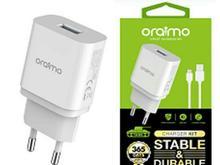 شارژر اورجینال اصل Oraimo همراه با کابلMicro USB در شیپور