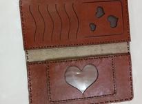 کیف پول زنانه چرم دست دوز در شیپور-عکس کوچک