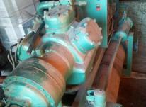 چیلر 40 تن یورک دست دو با برج خنک کننده 80تنی نو در شیپور-عکس کوچک