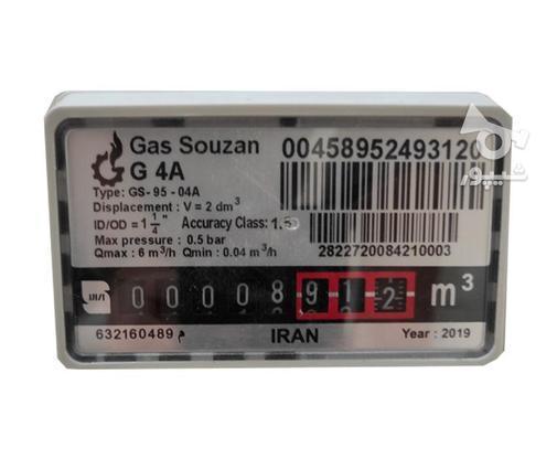 کنتور گاز دیافراگمی گازسوزان مدل G4 در گروه خرید و فروش صنعتی، اداری و تجاری در تهران در شیپور-عکس3