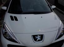 پژو207i مدل98 سفید در شیپور-عکس کوچک