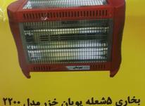 المنت شیشه منقل برقی بخاری برقی  در شیپور-عکس کوچک