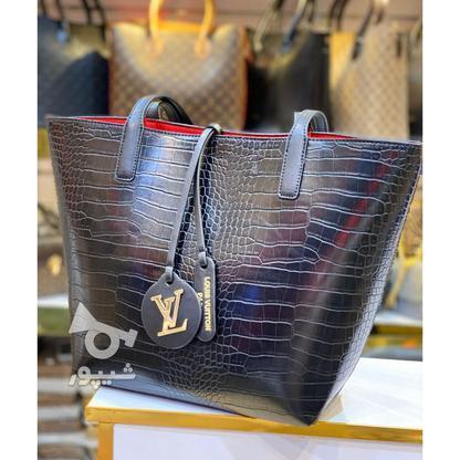 کیف دوشیِ پوست ماری در گروه خرید و فروش لوازم شخصی در تهران در شیپور-عکس3
