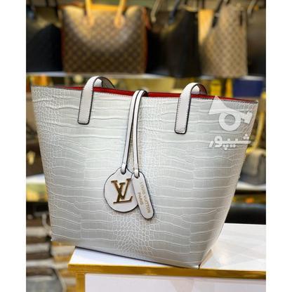 کیف دوشیِ پوست ماری در گروه خرید و فروش لوازم شخصی در تهران در شیپور-عکس5
