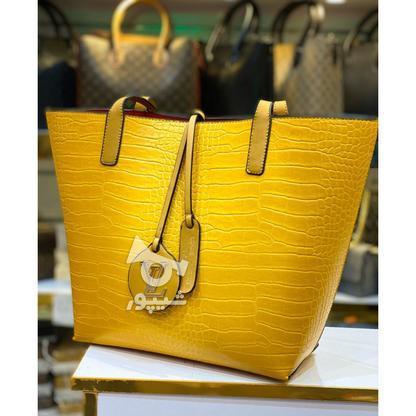 کیف دوشیِ پوست ماری در گروه خرید و فروش لوازم شخصی در تهران در شیپور-عکس2