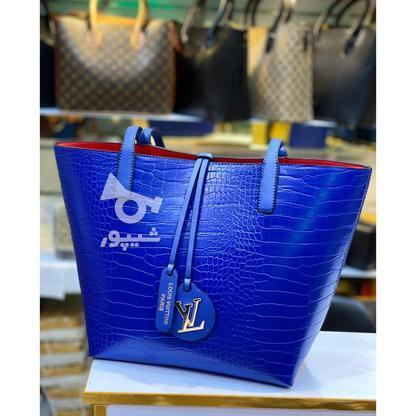کیف دوشیِ پوست ماری در گروه خرید و فروش لوازم شخصی در تهران در شیپور-عکس4