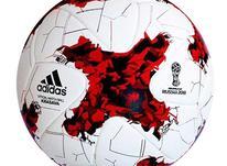 توپ فوتبال کراساوا در شیپور-عکس کوچک