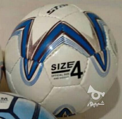 توپ فوتبال استار ایرانی سایز 4 در گروه خرید و فروش ورزش فرهنگ فراغت در تهران در شیپور-عکس1